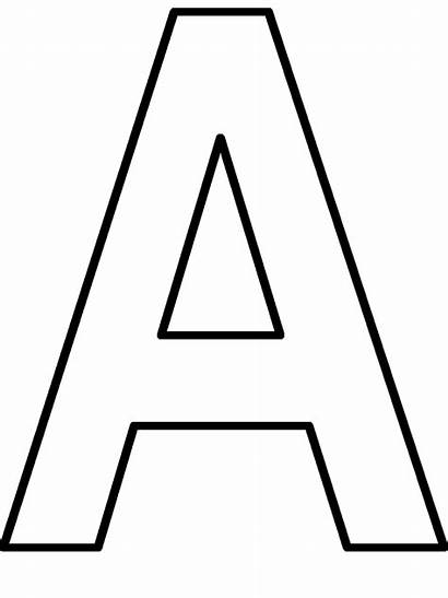 Letter Coloring Pages Letters Printable Sheets Sheet