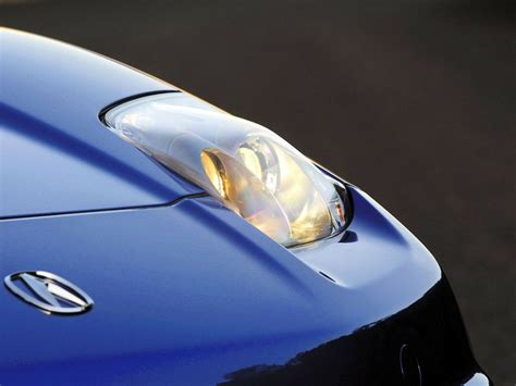 Acura Nsx Headlights Wallpaper by Closeup Blue Cars Honda Nsx Acura Nsx Lights On Headlights