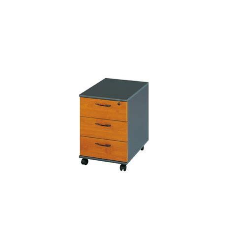 caisson mobile 3 tiroirs jazz goujon bureau