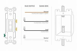 Installing Wall Switch