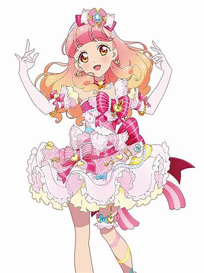 Aikatsu Friends Coord Melody Aine Happiness Gift