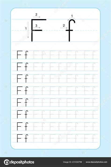 abc alphabet letters tracing worksheet alphabet letters