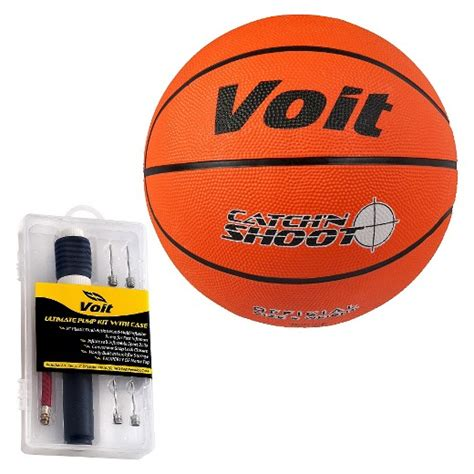 voit catch  shoot deflated basketball  ultimate