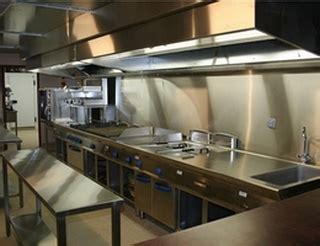 hotte cuisine professionnelle installation de hotte de cuisine professionnelle dans les