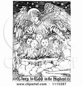Glory to God Clip Art (41+)