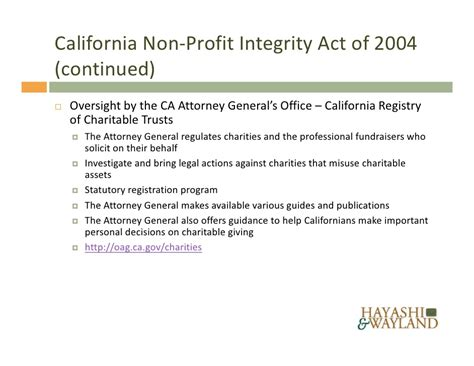 nonprofit management salinas
