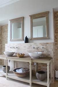 Meuble Lavabo Salle De Bain : le meuble sous lavabo 60 id es cr atives ~ Dailycaller-alerts.com Idées de Décoration
