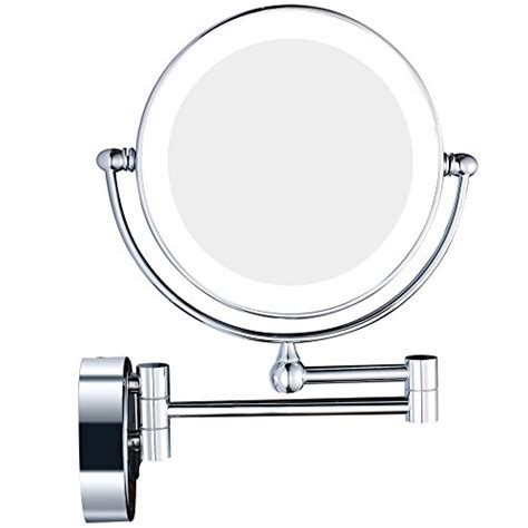 best wall mounted makeup mirrors best wall mounted products