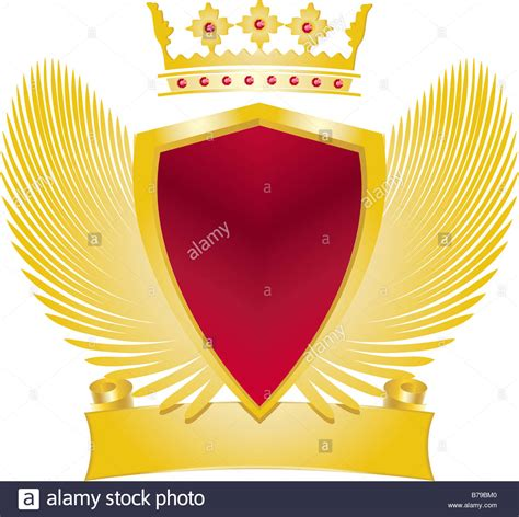coat of arms template wings coat of arms shield designs www imgkid the image
