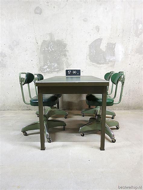 industrial design tafel vintage tafel stoelen industrieel design bestwelhip