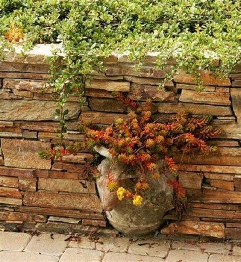 Garten Zaun Mauer Kunst Ideen Aequivalere
