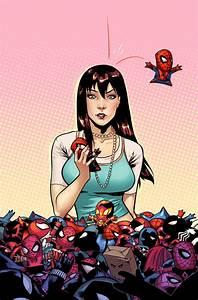 Spider-Man Clone unused cover by CeeCeeLuvins on DeviantArt