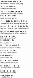 bornthisway01bmp 365x859 pixels flute pinterest With keyboard music with letters
