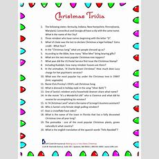Free Printable Trivia Questions And Answers  Printable 360 Degree