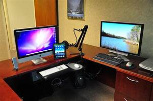 Evolving, Office, Setup