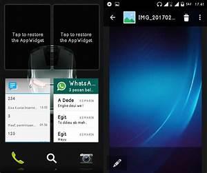 Cara Mengubah Tampilan Android Menjadi Blackberry Z10 – Inwepo