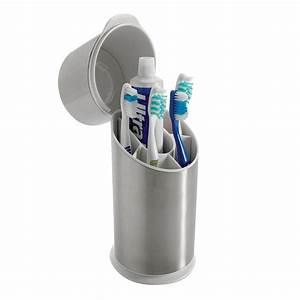 The best toothbrush holder top five picks oradyne for Best way to store toothbrush in bathroom