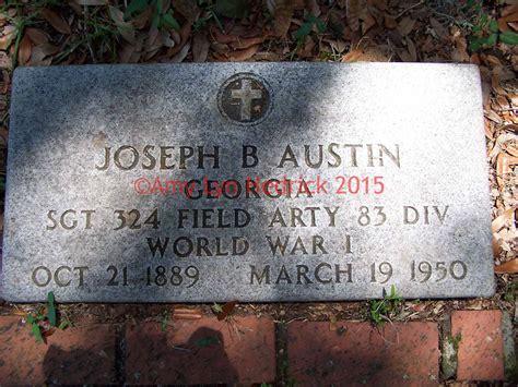 Oak Grove Cemetery Listing A-dar; Glynn Co., Georgia