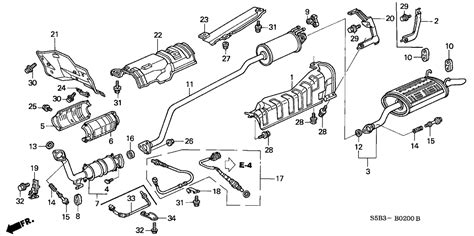 Pza Genuine Honda Sensor Kit Oxygen