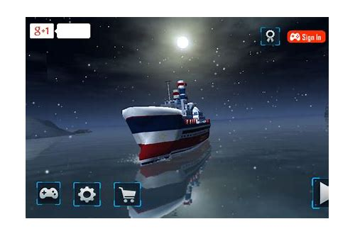 ship simulator android free download