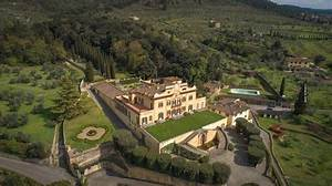 Villa For Sale In Bagno A Ripoli  Florence  Tuscany