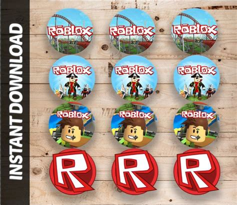 11 Best Roblox Birthday Party Images On Pinterest
