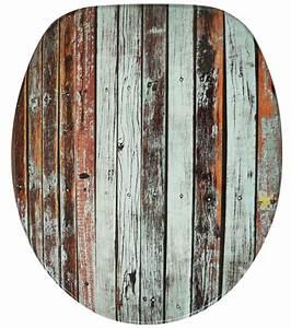 Wc Sitz Holz Absenkautomatik : wc sitz toilettendeckel klodeckel toilettensitz mit absenkautomatik holz vintage ebay ~ A.2002-acura-tl-radio.info Haus und Dekorationen