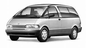 1990 Toyota Previa Automatic Related Infomation