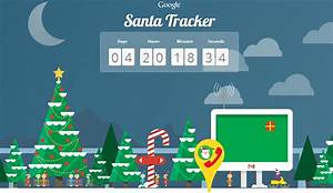 How to track Santa with Google & NORAD using the web, apps ...