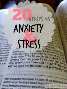 Bible Verses About Anxiety and Stress