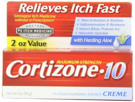 best medicine for itch the 5 best anti itch creams