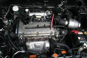 4g15 Dohc Head Conversion For Mitsubishi