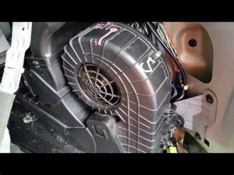 dodge durango heater fan not working replace rear blower resistor 2006 dodge grand caravan 3