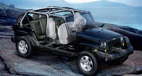 Recall Alert Over Jeep Wranglers Recalled For Air