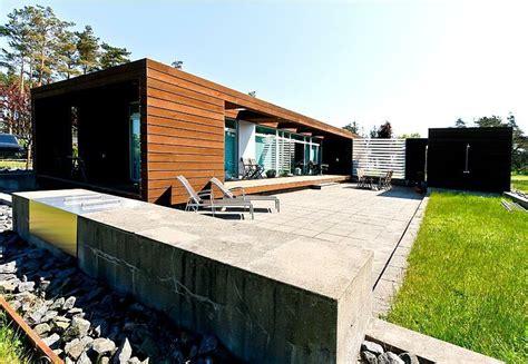 ferienhaus kaufen dänemark traumhaftes ferienhaus in d 228 nemark mit minimalistischer architektur unweit der ostsee