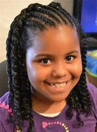 Kids Braids Hairstyles for Black Girls