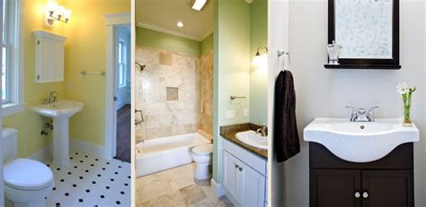 10 Beautiful Small Bathroom Remodeling Pictures