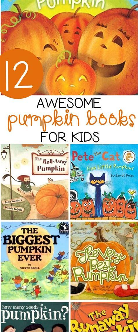 pumpkin books for the kindergarten connection 523 | pumpkin books for kids