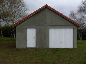 garage With garage prefabrique beton en kit