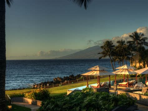 wailea maui hawaii desktop background