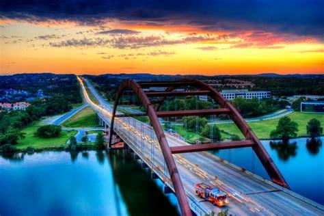 sunset   loop  bridge nomadic pursuits  blog