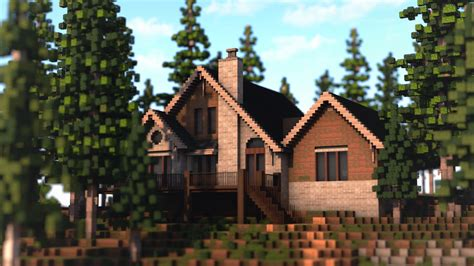 traditional house cottage style minecraft project cottage style traditional house cottage