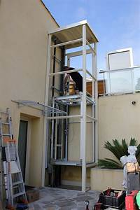 Ascenseur Exterieur Pour Handicapé Prix : installation en ext rieur d 39 un ascenseur privatif dans une ~ Premium-room.com Idées de Décoration