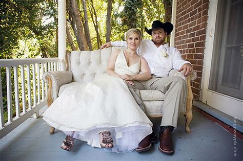 Western Wedding Dress Ideas Pictures