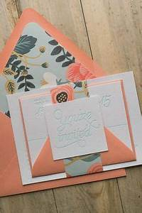 1000 ideas about coral wedding invitations on pinterest With rifle paper co wedding invitations cost