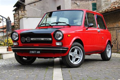 Autobianchi A112 Abarth 70 Hp - Davide Cironi Drive ...