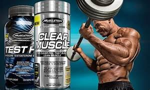 Muscletech Clear Muscle  84