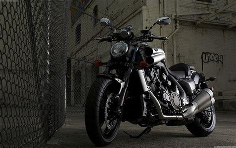 2009 Yamaha Vmax Bikes Wide Full Hd Wallpaper