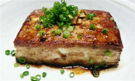 豆腐 ステーキ