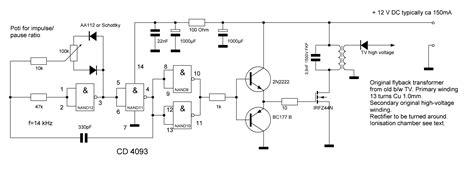 Variable Power Supply Using Voltage Regulator Schemaw